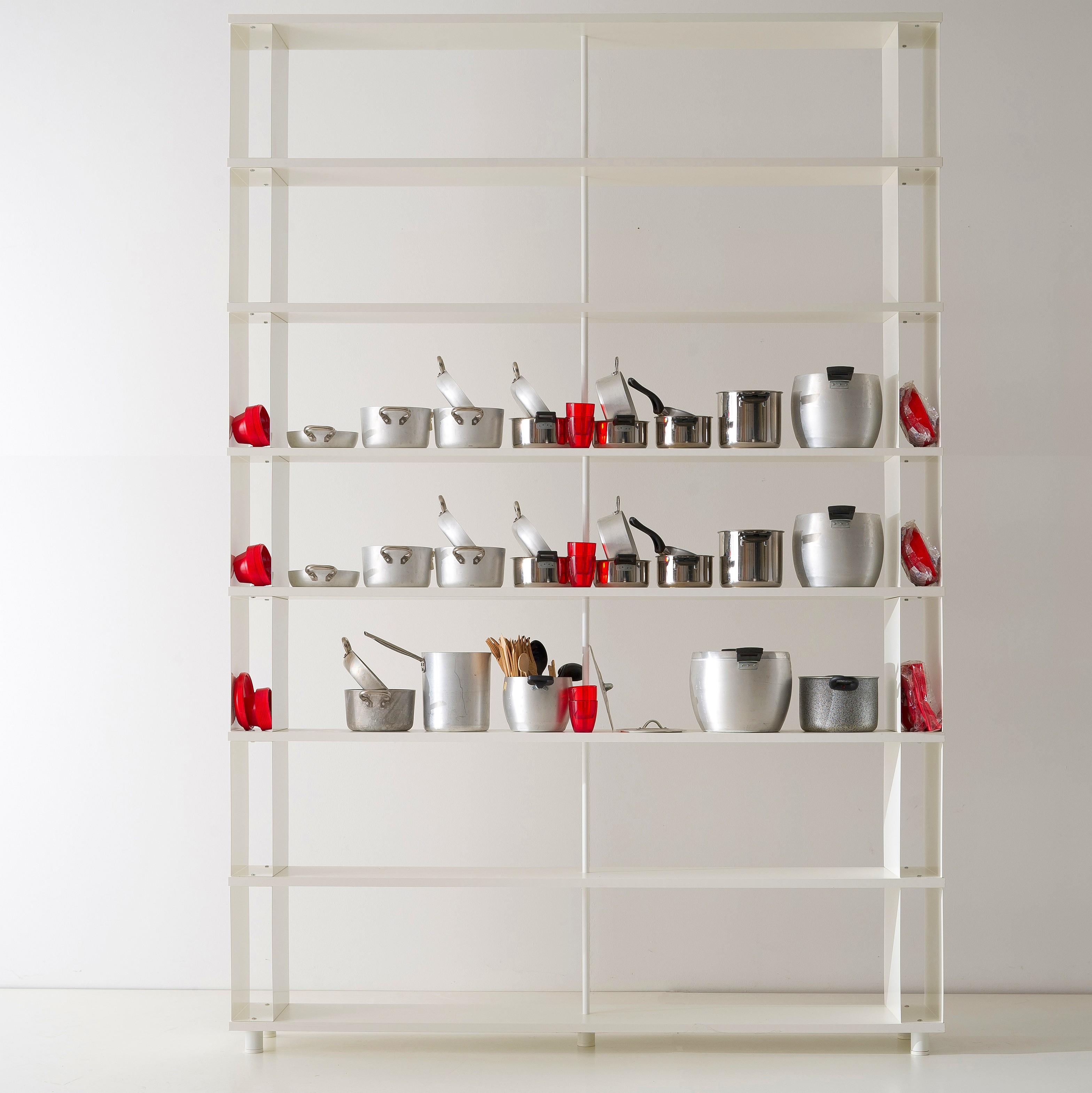 Libreria scaffali componibili scaffale componibile jolly for Librerie modulari economiche