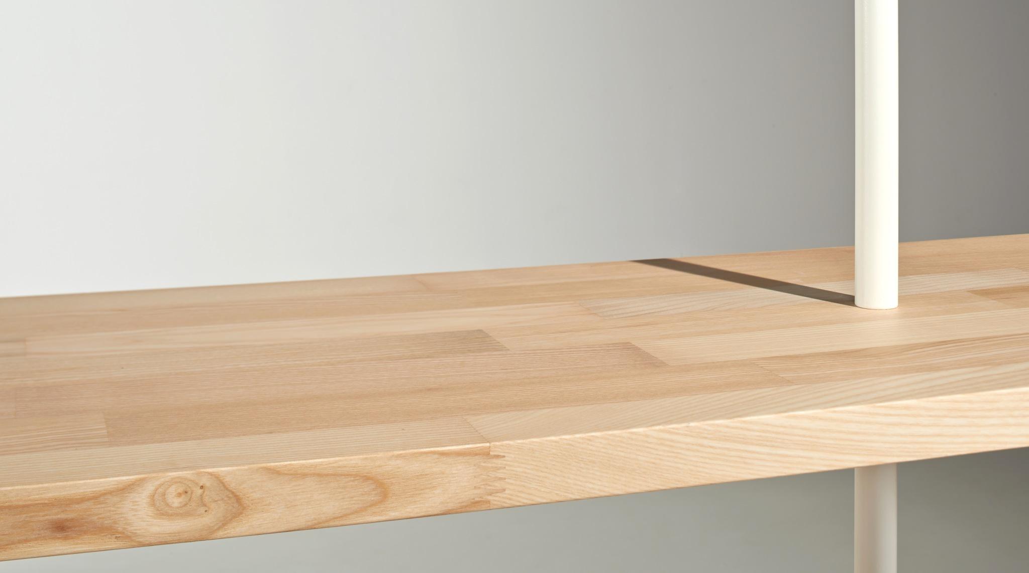 Ripiani In Legno Massello : Skaffa wood libreria made in italy componibile in legno massello