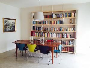 bookcase skaffa wood dublin ireland