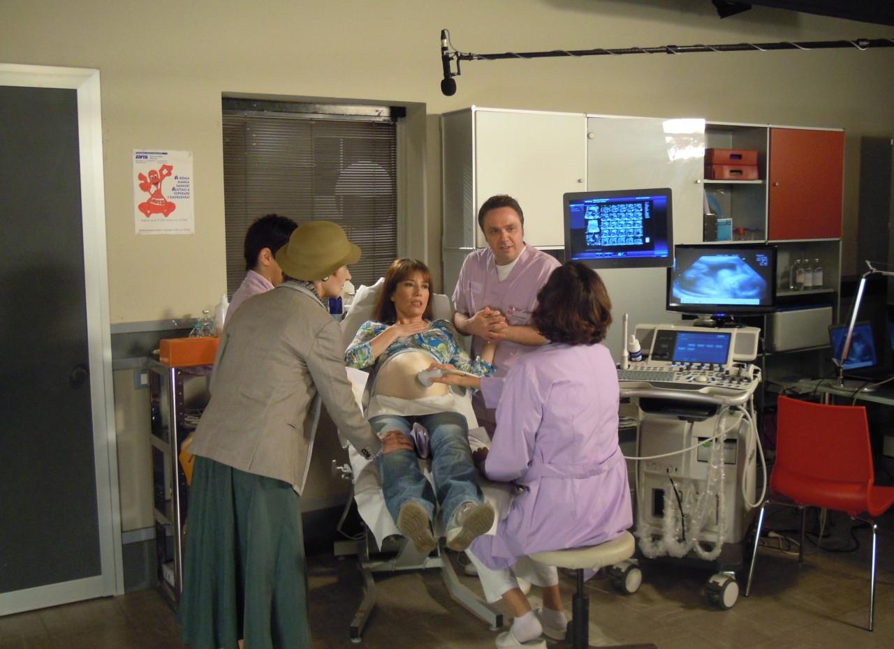 fitting medico in famiglia cinecitta roma