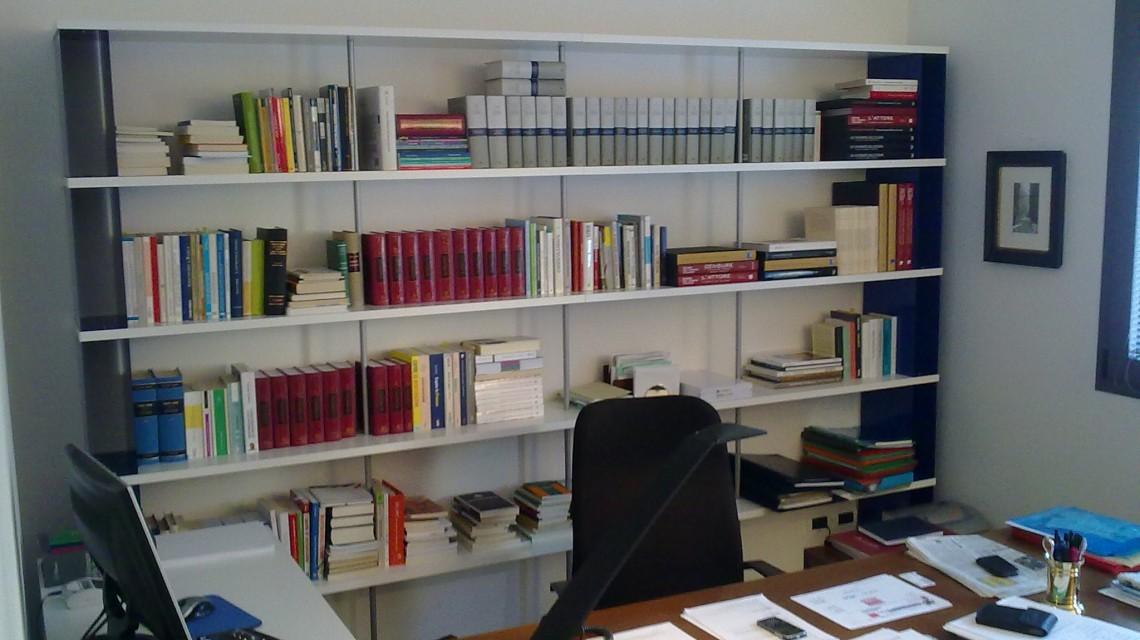 Libreria modulare skaffa Venezia