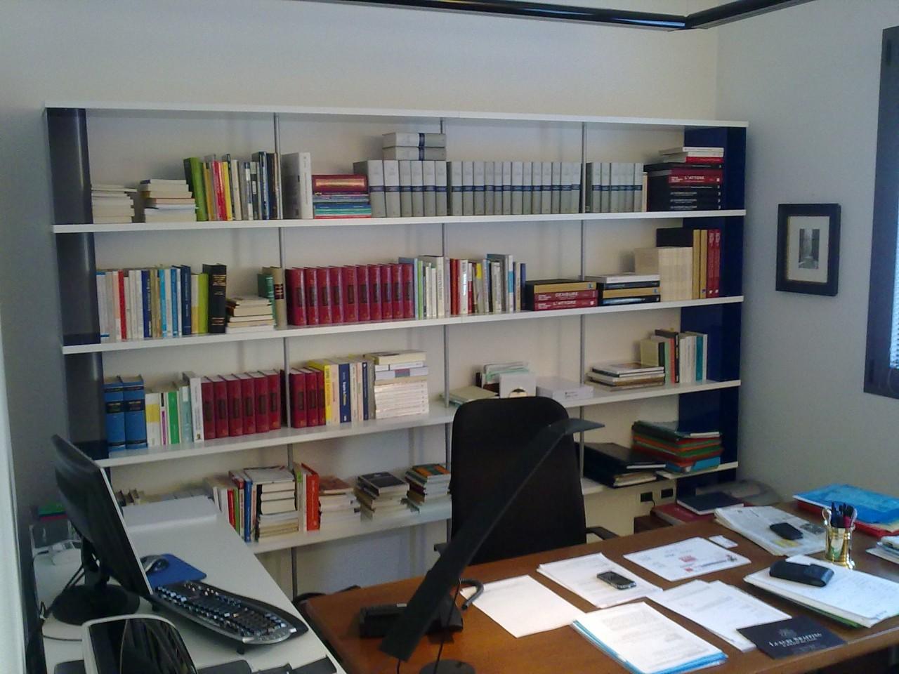 Modular bookcase Skaffa Venice