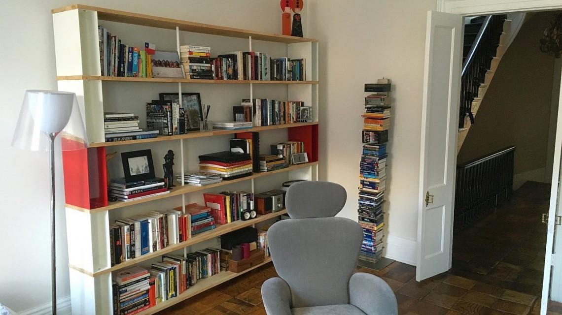 libreria legno new york