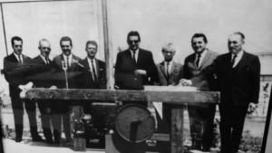 piarotto fabbrica mobili 1960 ampelio giancarlo orfeo