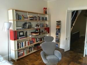 skaffa wood bookcase new york city online shelving unit