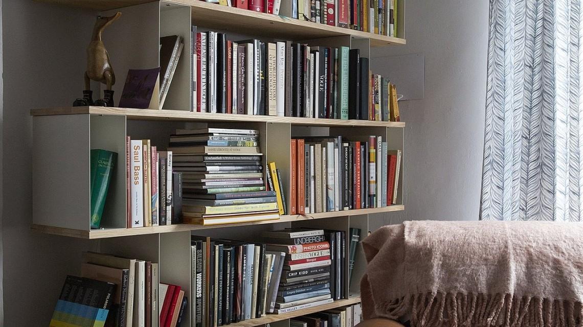 librerie a muro