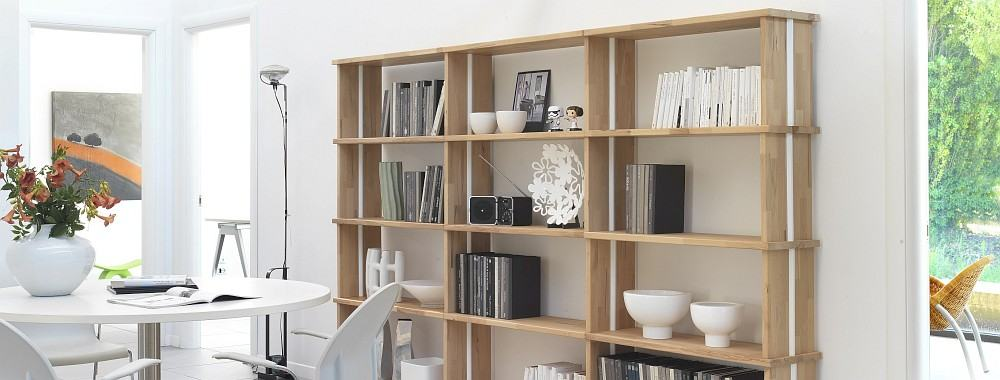 librerie legno