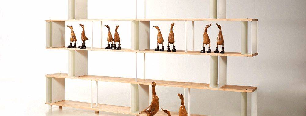 mobili librerie componibili scaffali design online piarotto